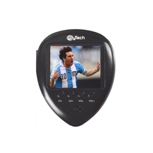 1.8 inch Outdoor Mini POCKET FM Radio with Analog TV and Digital Watch function