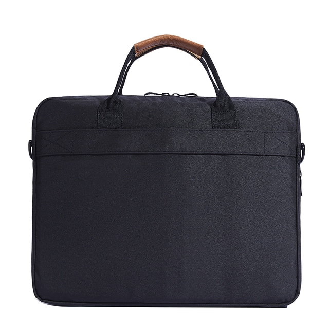Waterproof Shoulder Bag 13.3 14.4 15.6 17.3 inch Briefcase Business Bag Men Women Messenger Bag Canvas Messenger Bag 5