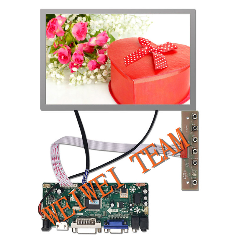 high brightness 12.1 inch 1280*800 lcd display for Industrial Equipment HDMI DVI VGA driver Board AA121TD02 100K hours life timehigh brightness 12.1 inch 1280*800 lcd display for Industrial Equipment HDMI DVI VGA driver Board AA121TD02 100K hours life time