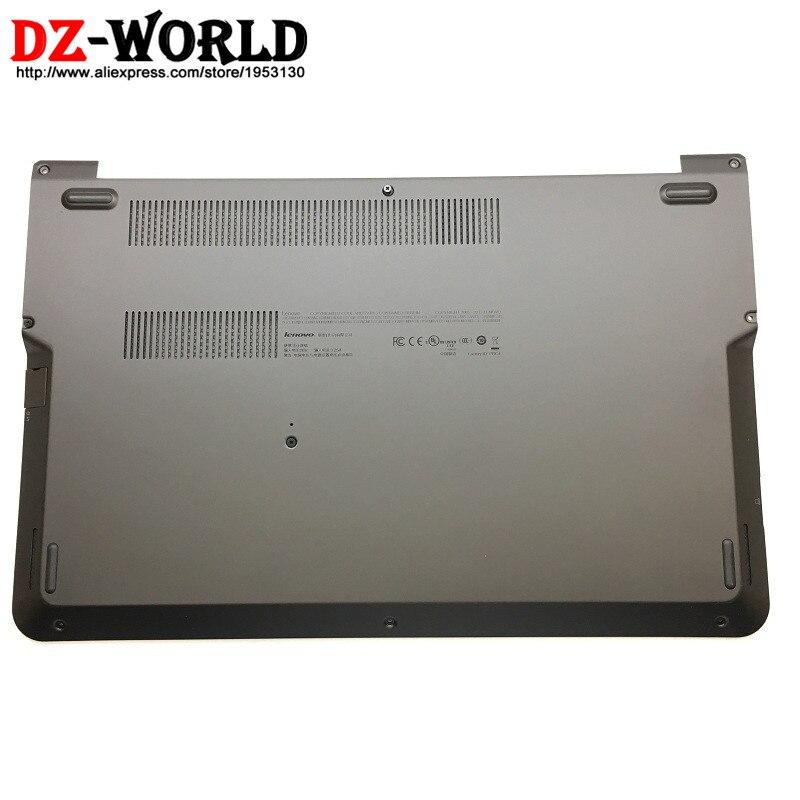 Nouveau Original pour Lenovo ThinkPad S5 S531 coque arrière boîtier inférieur couvercle de Base D couverture 04X1654 04X3937 04X3938