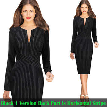 Vfemage Dresses Black 1