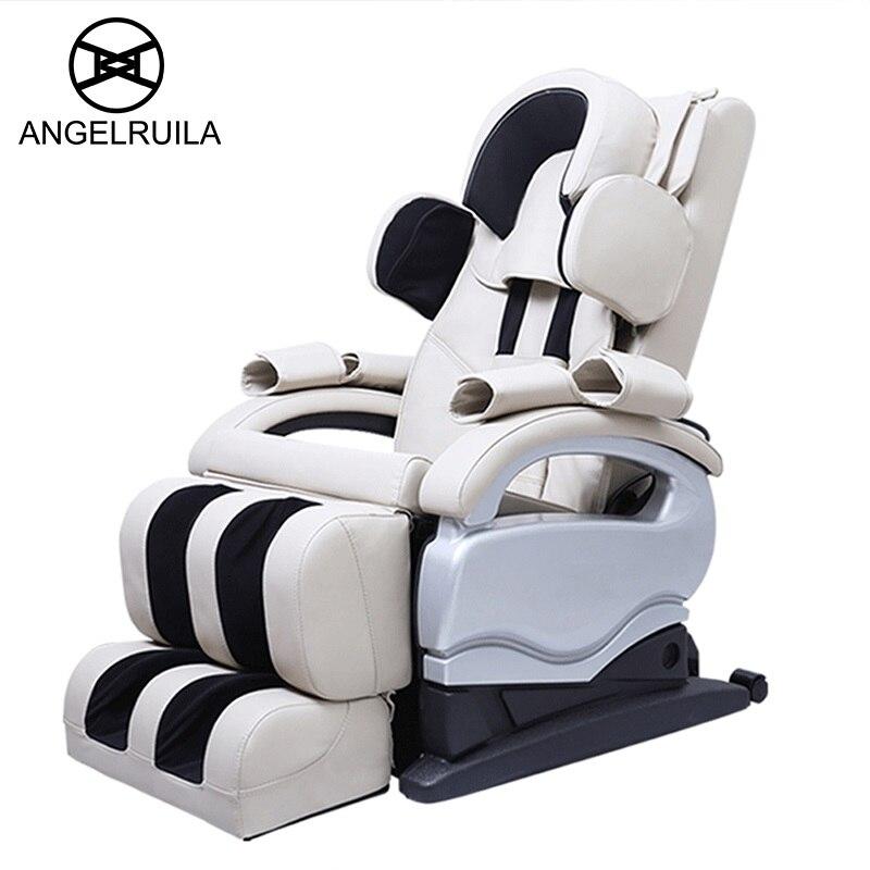 இVenta especial de gravedad cero shiatsu eléctrica silla de masaje ...