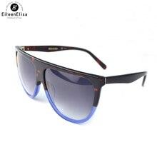 EE 2017 gafas de Sol Mujeres Diseñador de la Marca de Conducción Gafas de Sol de Gran Tamaño gafas de Sol Cuadradas Gafas De Sol Mujer