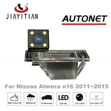 Câmera traseira do carro para nissan almera n16 n17 JIAYITIAN g11 para nissan Almera Genuíno/Reverso Da Câmera CCD/Night visão/Câmera de Segurança