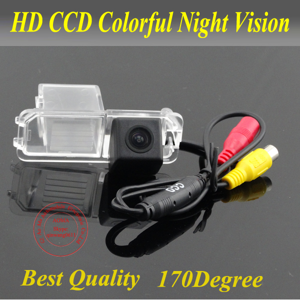 Car Reversing Camera For olf 6 Car Rear Camera with WaterProof IP69k + Wide Angle 170 Degrees + CCD + Free Shipping camera digital camera pentaxcamera series - title=