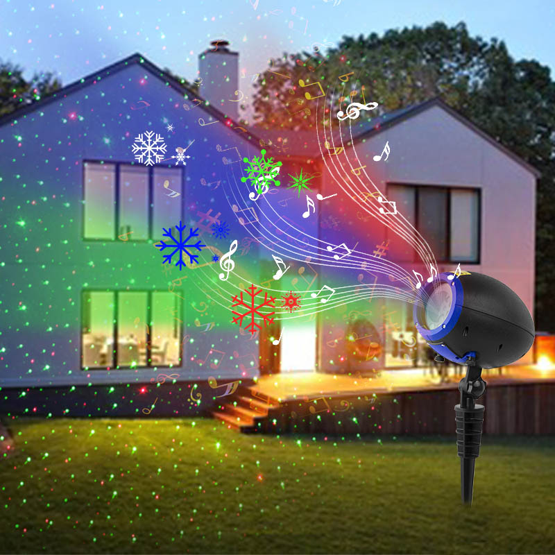 Disco 3W Sound Music Projector RGB Stage Lighting Effect Lamp Christmas KTV Music Party Light ALI88Disco 3W Sound Music Projector RGB Stage Lighting Effect Lamp Christmas KTV Music Party Light ALI88