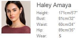 Haley Amaya-S