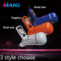Música vídeo interativo máquina de masturbação masculina realista vaginal/anal/homens bolso bichano mãos livres copo masturbador sexo oral brinquedo