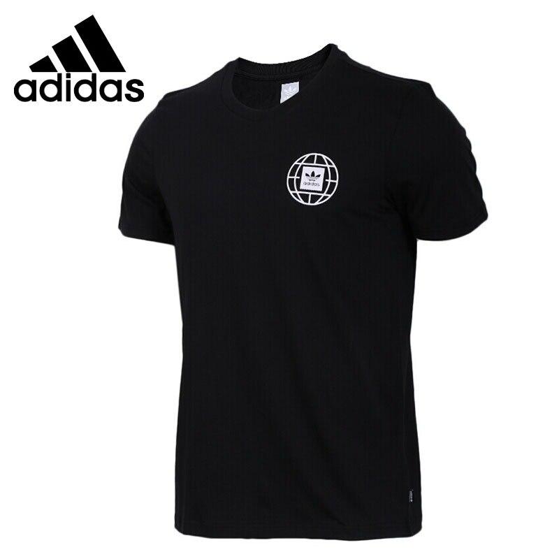 Laufs-t-shirts GroßZüGig Original Neue Ankunft 2018 Adidas Originals Prm Wrldwd Männer T-shirts Kurzarm Sportswear Starker Widerstand Gegen Hitze Und Starkes Tragen