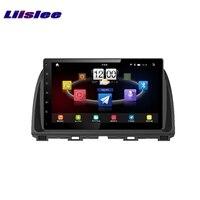 For Mazda 6 GJ1 Atenza 2012 2016 LiisLee Car Multimedia TV DVD GPS Audio Hi Fi