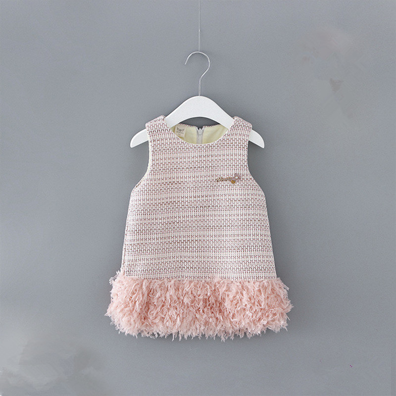7a04d70241c9 Newborn Baby Dress 2019 Winter Plus Velvet Party Clothing Toddler Petals  Decoration Events Birthday Christening Dresses