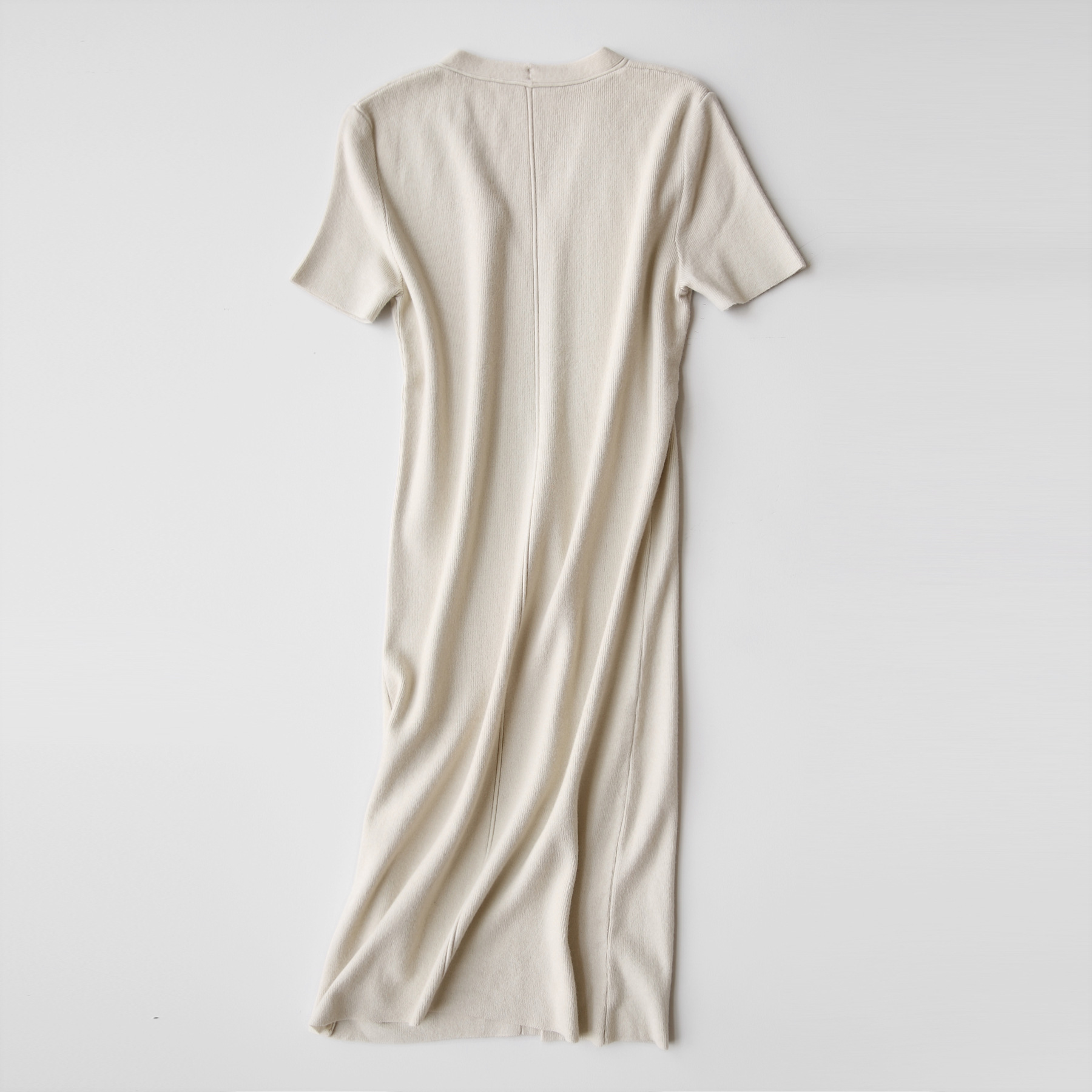 V neck Spring summer dress woman 2019 new fashion Short sleeve Knee Length bodycon dress Casual midi dress Female