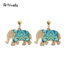 459e3a17f Buy indian earrings elephants and get free shipping on AliExpress.com