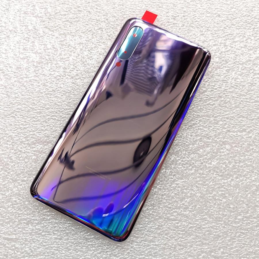 Image 4 - 100% Original Gorilla Glass For xiaomi 9 mi 9 MI9 Back Cover Back Door Replacement Hard Battery Case Rear Housing Cover ExplorerMobile Phone Housings & Frames   -