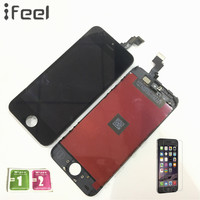 IFEEL 100 Tested Working Grade AAA LCD Display Touch Screen Digitizer Replacement Assembly For Apple IPhone