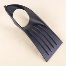 beler 5178284 Car Accessories Right Front Bumper Fog Light Grille Cover Trim Fit