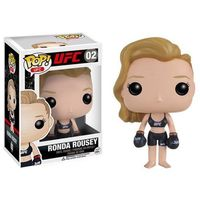 Funko pop Official POP UFC: Ronda Rousey Boxer Fighter Action Figure Collectible Vinyl Figure Model Toy with Original box