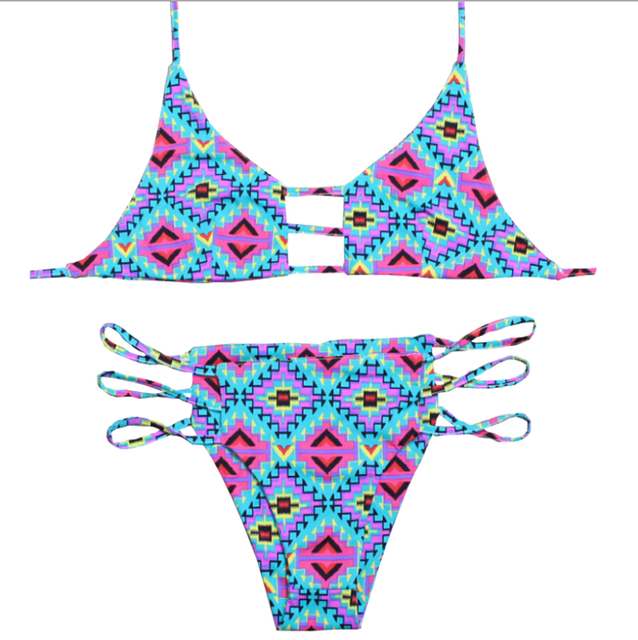 Bathing suits thongs for women