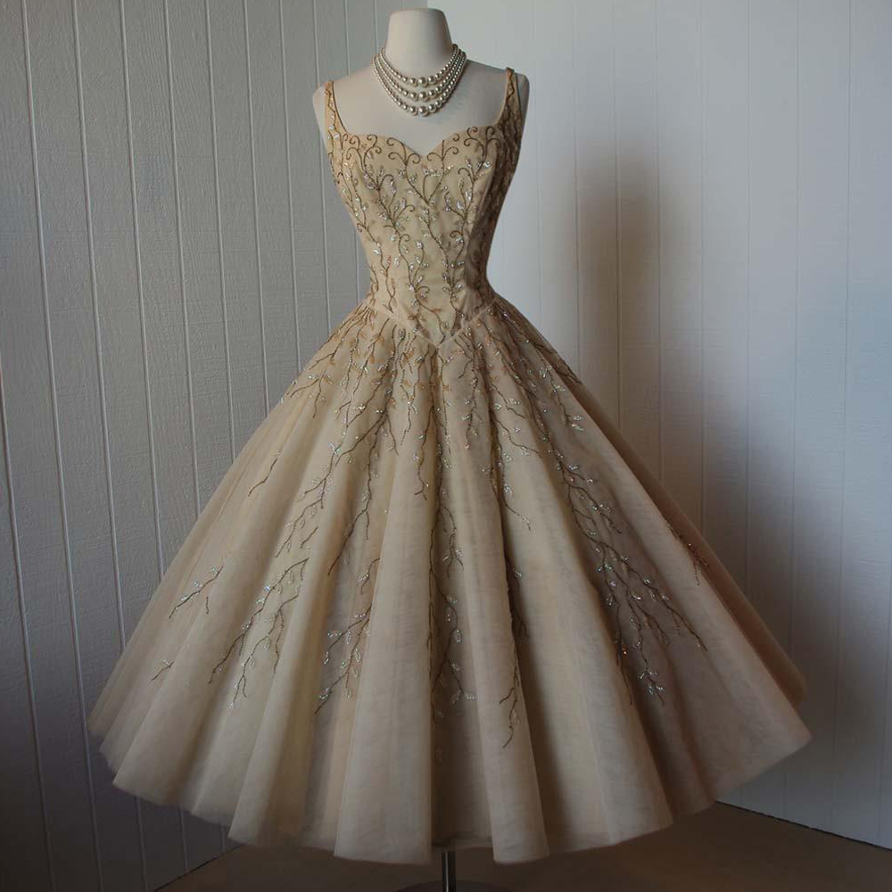 Popular 1950s Wedding Dresses-Buy Cheap 1950s Wedding Dresses lots ...