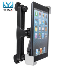 360 Degree Rotation Tablet Holder Stand Universal Car Back Seat Headrest Tablet Mount Holder For iPad 4 Mini 3 Air 2 For Samsung