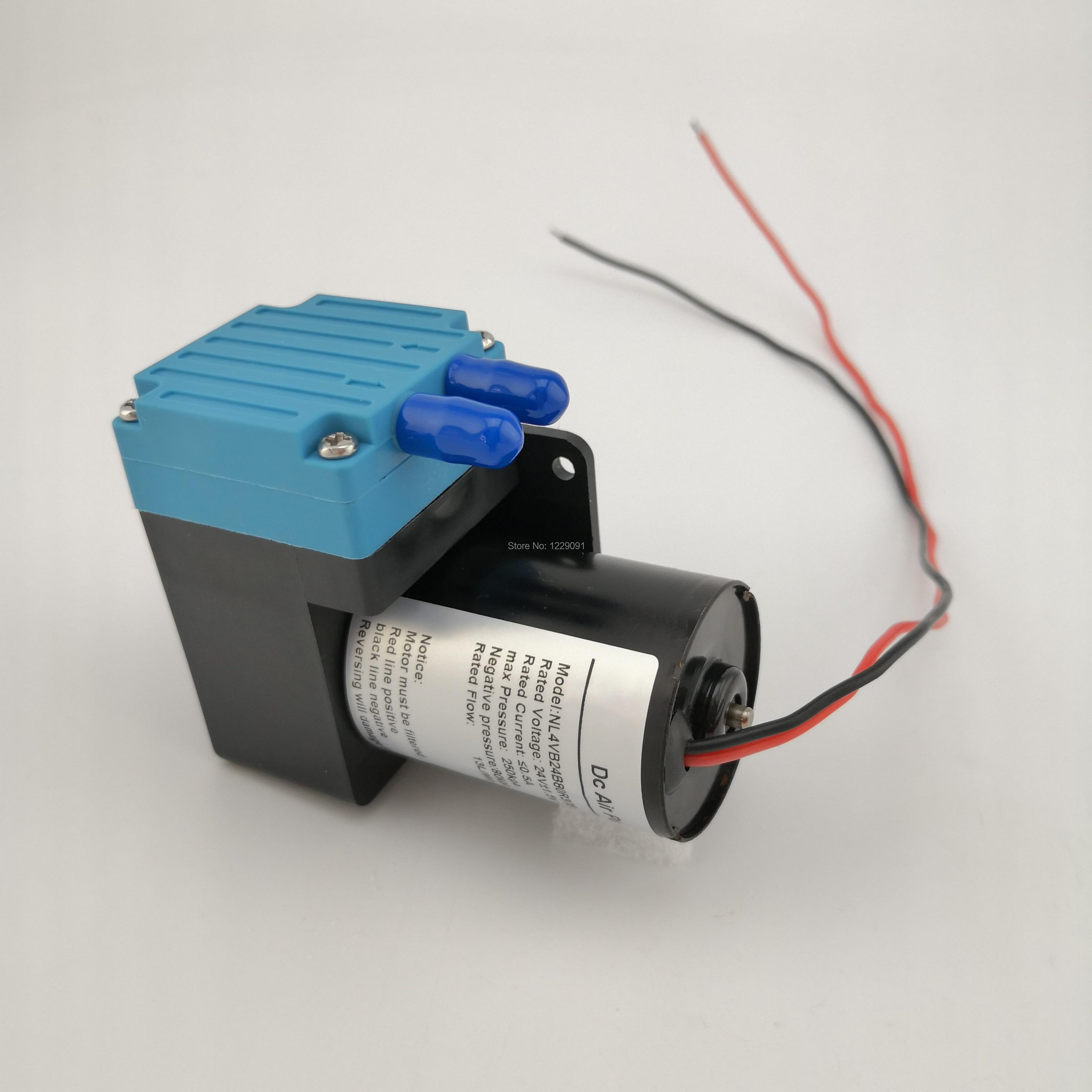 brushless motor 2 5 bar high pressure small air pump 13L Min dc diaphragm vacuum pump
