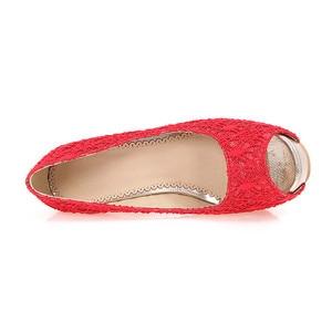 Image 5 - Sapato Feminino Big Size High Heels Shoes Women Pumps Ladies Chaussure Femme Talon Zapatos Mujer Tacones Sapatos Femininos F12