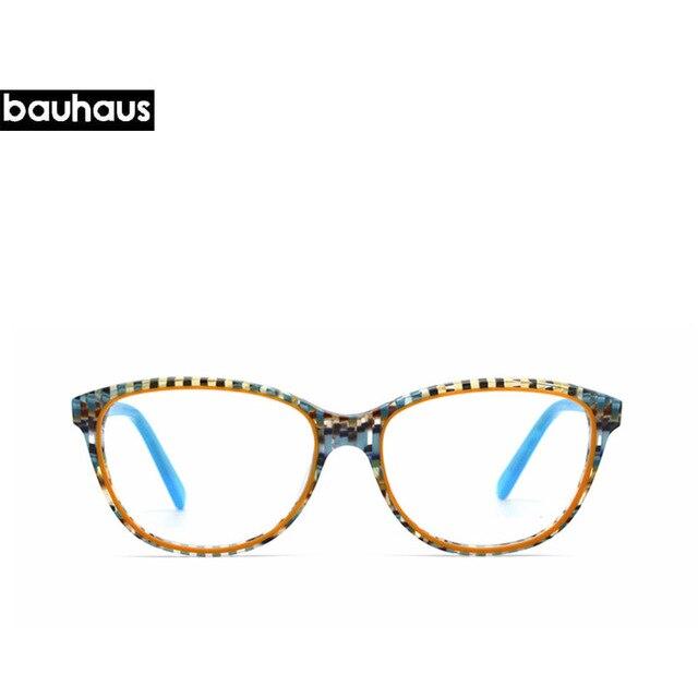 Bauhaus Farben bauhaus fünf farben ultraleicht katze brillen kleine gesicht gläser