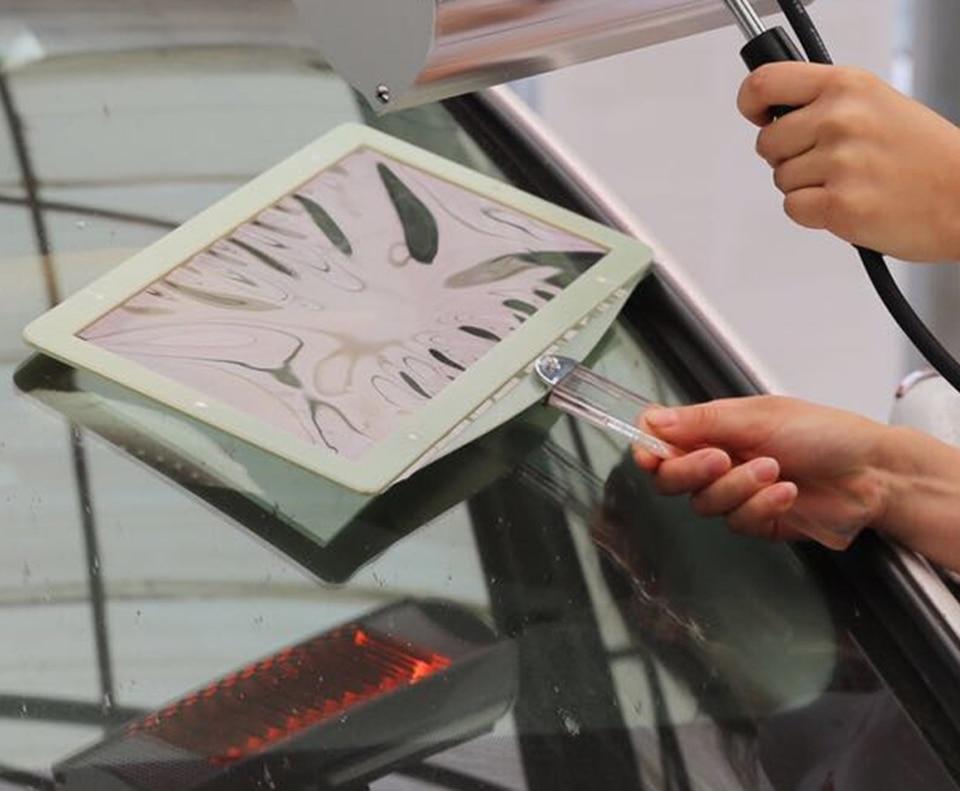 Image 4 - Hand hold Window Tint Sun solar Film heat Test panel For Window Film Heat Test Heat rejection performance Demo KD 01B
