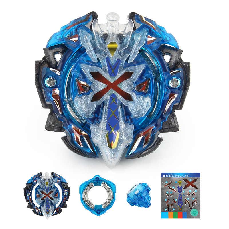 Пусковые установки B-0048 Beyblade Burst игрушки GT Arena Металл Бог Fafnir спиннинг Топ Bey Blade Blades игрушка