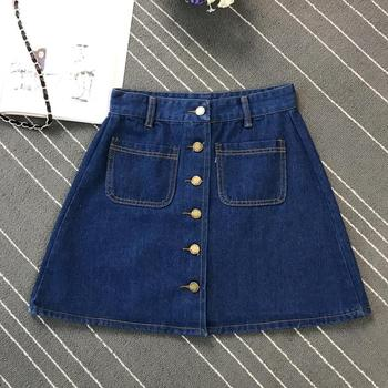jeans skirts