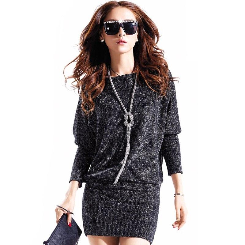 Plus Size Casual Winter Dresses