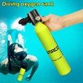 Mini Tauchen Sauerstoff Tank Unterwasser Schnorchel Atemschutz Atmen Sauerstoff Flasche Erwachsene Schwimmen Ausrüstung