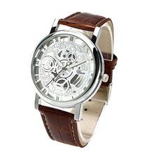 2016 NOUVEAU Mode hommes D'affaires de montre de quartz-montre femmes hommes amant de Luxe Marque Montres relojes hombre marca famosa