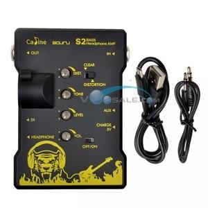 Image 1 - Caline S2 低音ヘッドフォンアンプギターアクセサリーギター部品xlr出力充電ヘッドホングッドquanlityの