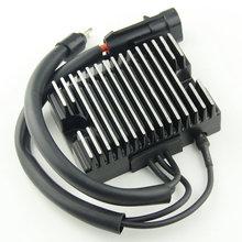 лучшая цена Motorcycle voltage regulator rectifier For Harley-Davidson Harley Davidson XL 883C Custom 883L Low 883R Motorbike regulator