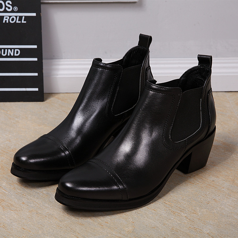 aliexpress buy 2017 new fashion black shoes