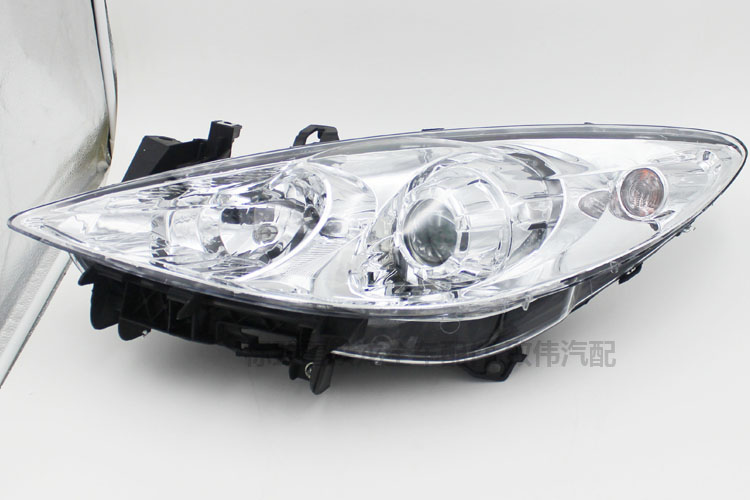 for Peugeot 307 new  headlight assembly front lighting headlamps headlamp