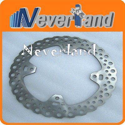 Motorcycle Rear Brake Disc Rotor for HONDA CR 125 250 E R CRF 450 X D25