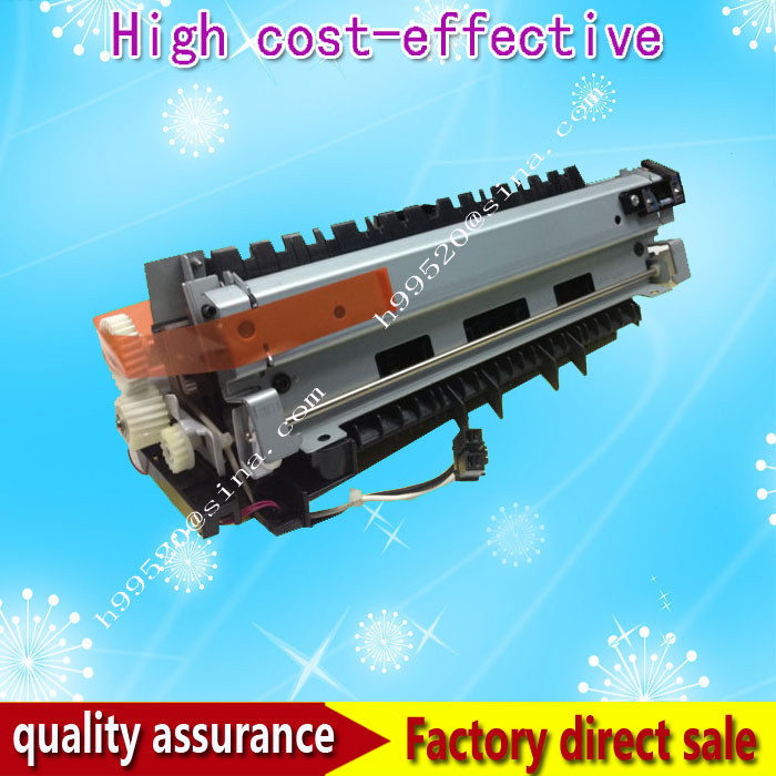 Original 95%New for HP Laserjet P3015 P3015DN P3015N Fuser assembly Fuser Unit RM1-6319 220V RM1-6274 110V Printer Parts original 95%new for hp laserjet 4345 m4345mfp 4345 fuser assembly fuser unit rm1 1044 220v
