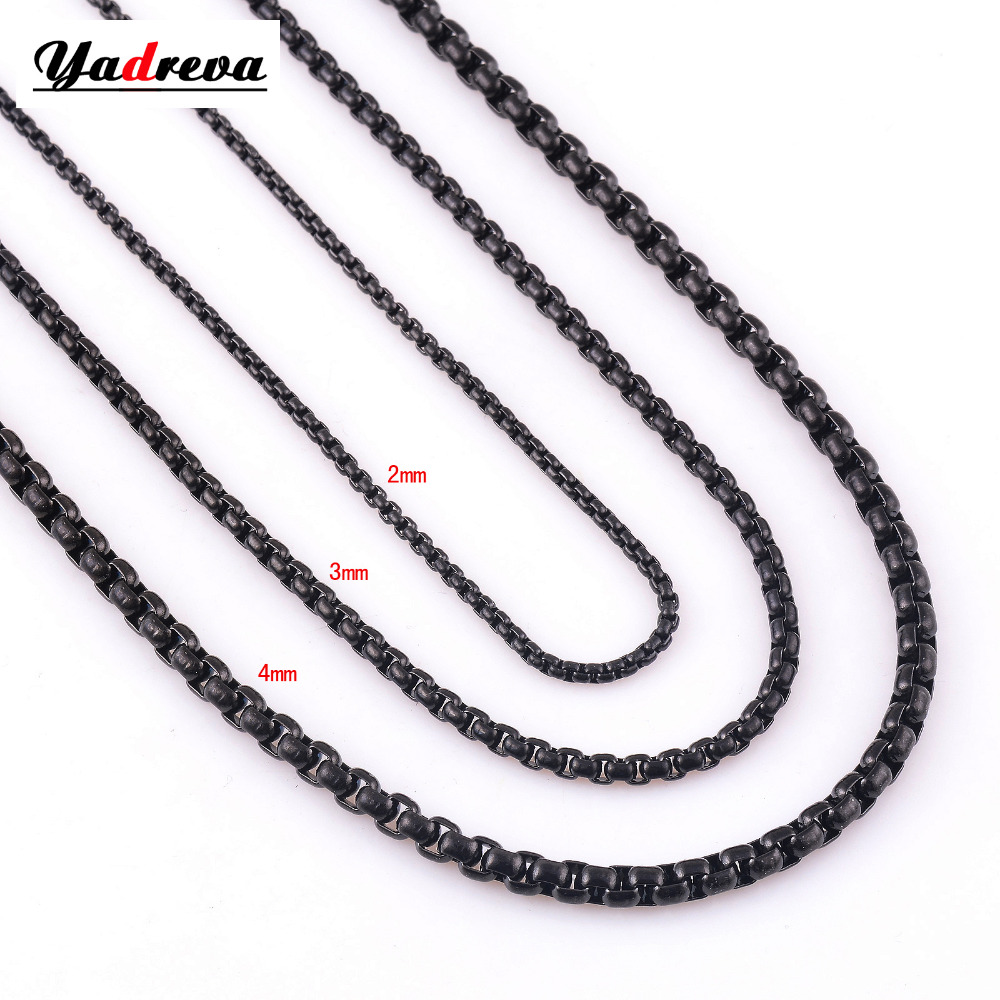 jewelry simple necklace snake silver p men chain