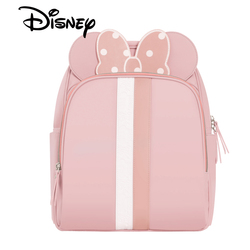ديزني مومياء حقيبة متعددة الوظائف سعة كبيرة مزدوجة الكتف حقيبة السفر الطفل يد حقيبة زجاجات الأزياء العزل أكياس