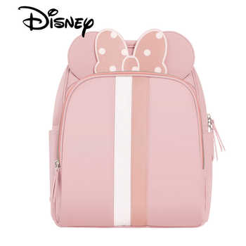Disney Mummy Bag Multifunction Large Capacity Double Shoulder Travel Backpack Baby Handbag Bottle Bag Fashion Insulation Bags - DISCOUNT ITEM  29% OFF All Category