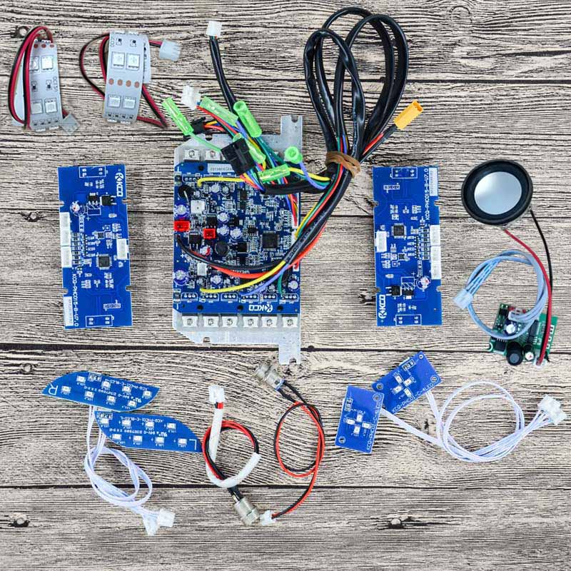 Cheap Price 6.5/8/10 Inch Scooter Control Unit Motherboard Hoverboard A Set Mainboard For 2 Wheel Balance Scooter Motherboard