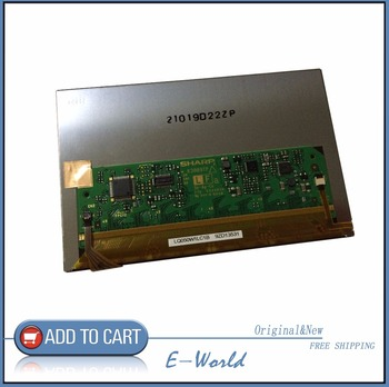 Original and New 5inch LCD screen for LQ050W1LC1B 1024*600 free shipping