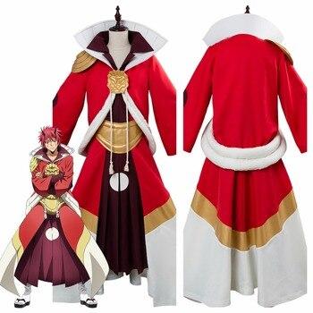 De los Tensei, Shitara Baba Datta Ken Benimaru del traje de Cosplay de Halloween Disfraces Cosplay de Carnaval de