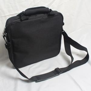 Image 3 - Funda protectora funda de sistema de juego bolso de hombro bolso de transporte Estuche De Viaje negro para Sony Playstation 4 PS4 Slim