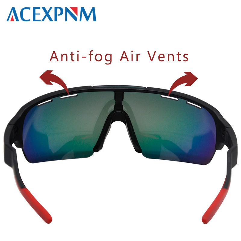 Brand New 2019 Polarized Cycling Glasses Outdoor Sports Cycling Goggles Mountain Bike Cycling Eyewear Sunglasses 4 Lens