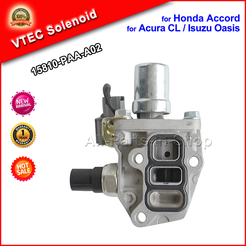 1998 Honda Civic Vtec Solenoid Gasket 1 - Year Warranty New Vtec Solenoid Spool Valve For Honda Accord Odssey Acura Cl Isuzu - 1998 Honda Civic Vtec Solenoid Gasket 1