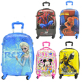 Fashion Hot sell 20 inch cute travel suitcases  luggage for gilrs and children Cartoon trolley Traveller Pull Rod Trunk