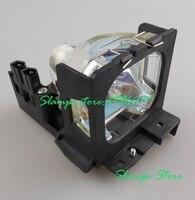 Marke NEUE Ersatz Projektorlampe Mit gehäuse TLPLW2 für TOSHIBA TLP-S220/TLP-S221/TLP-T420/TLP-T421/TLP-T520/TLP-T521